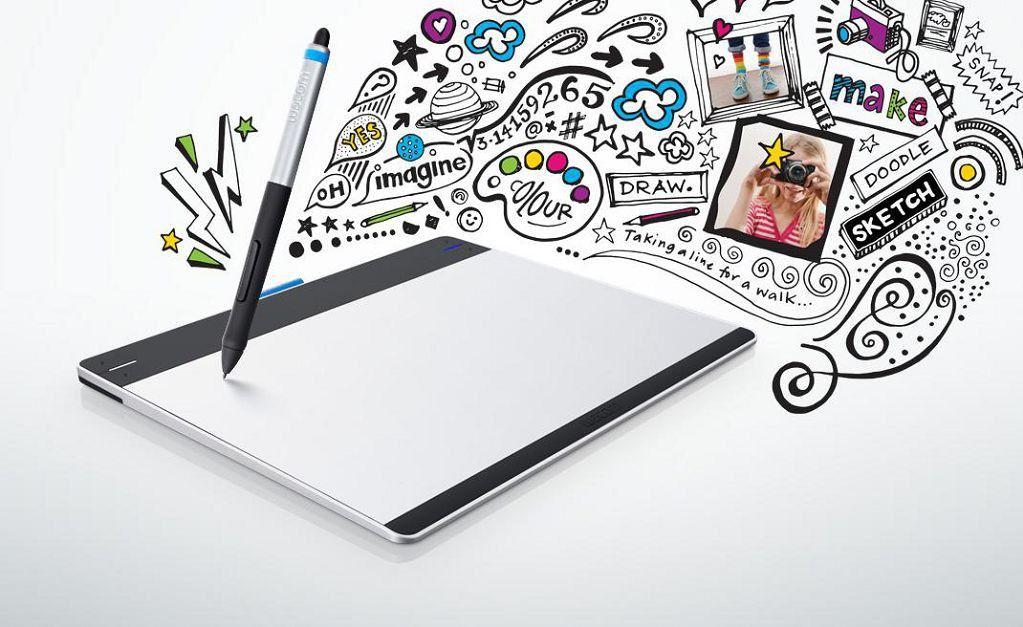 Графический планшет Wacom Intuos Pen&Touch S (CTH-480S-N) 2
